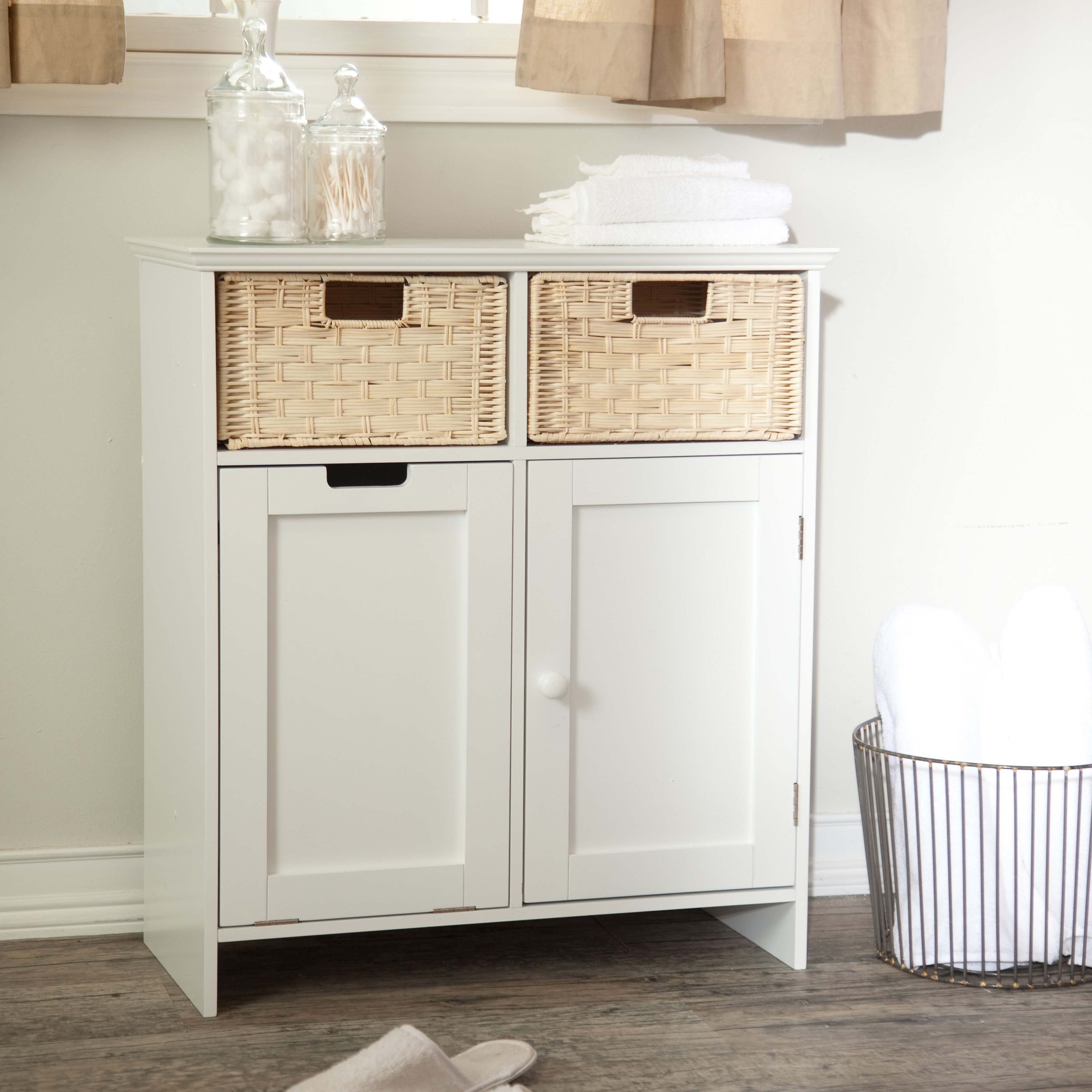 Floor Cabinets For The Bathroom