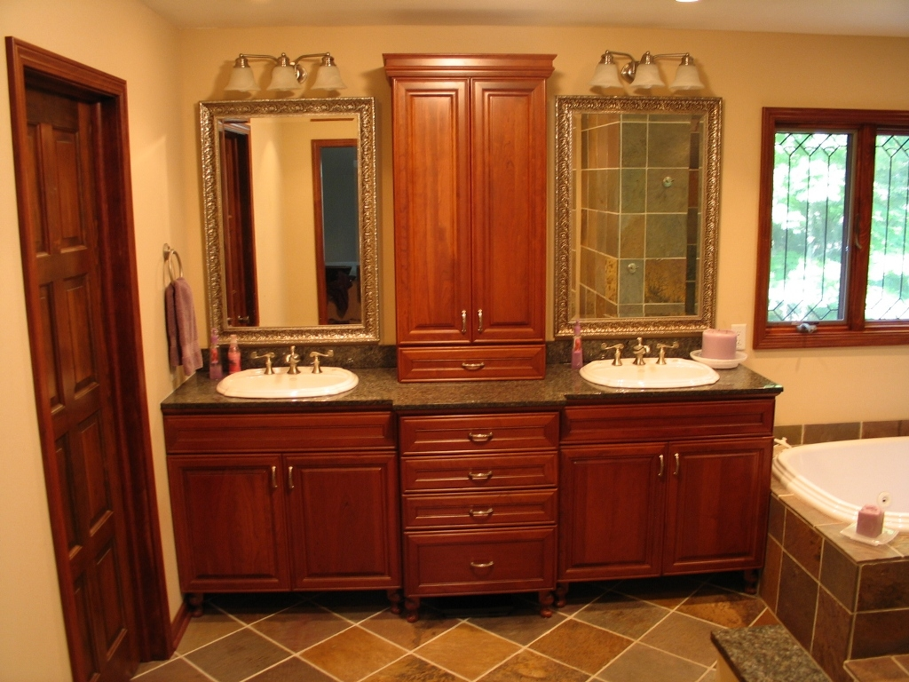 Master Bathroom Vanity Designs