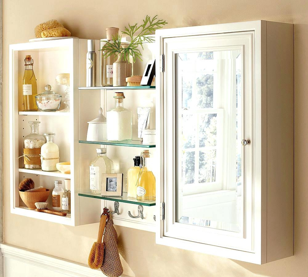 Medicine Cabinets For Small Bathrooms