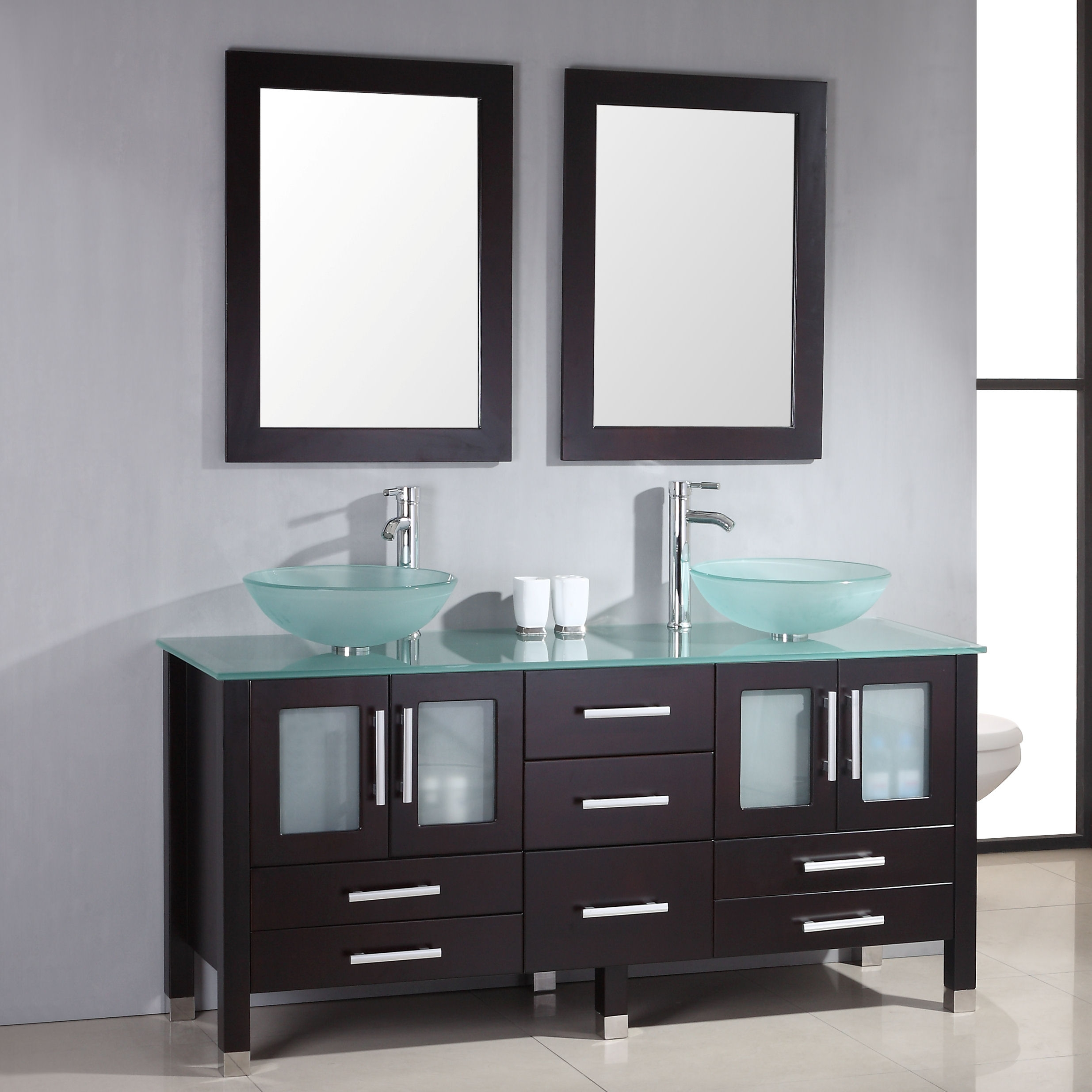 Modern Bathroom Vanities For Vessel Sinks