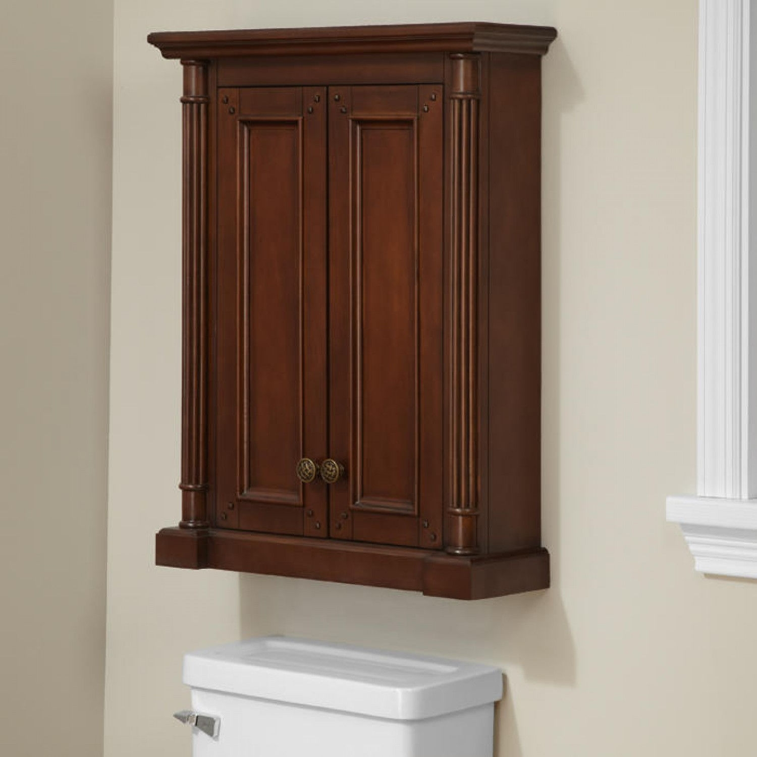Recessed Bathroom Medicine Cabinets Wood