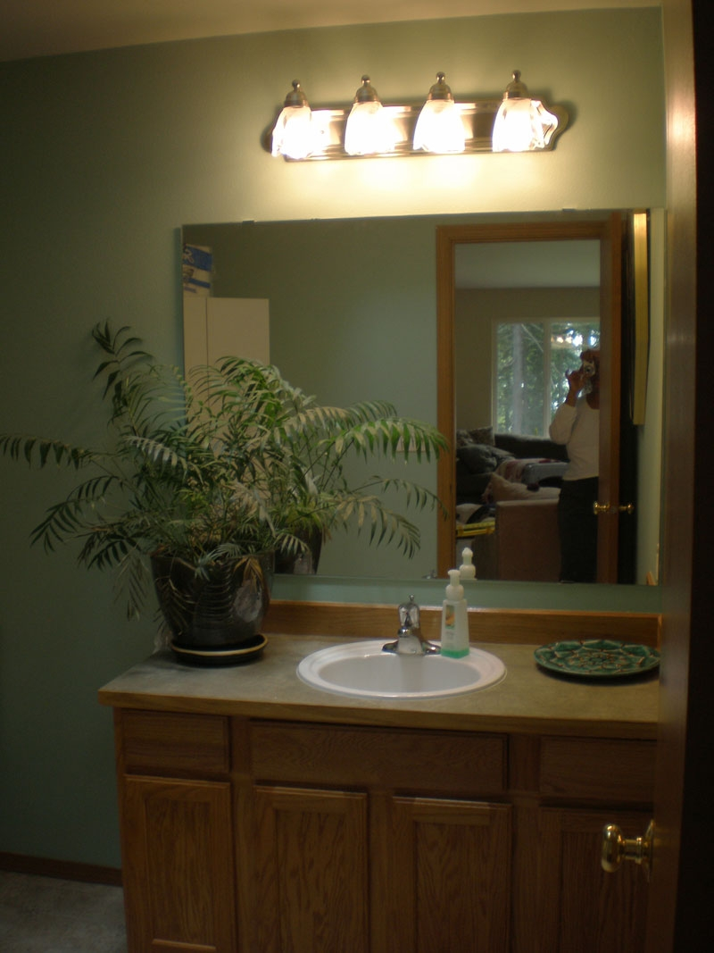 Rv Bathroom Vanity Lights
