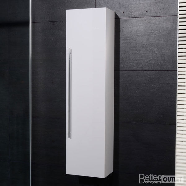 Slim Wall Cabinet For Bathroom