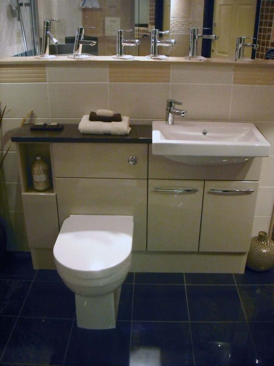 Permalink to Slimline Bathroom Fitted Furniture