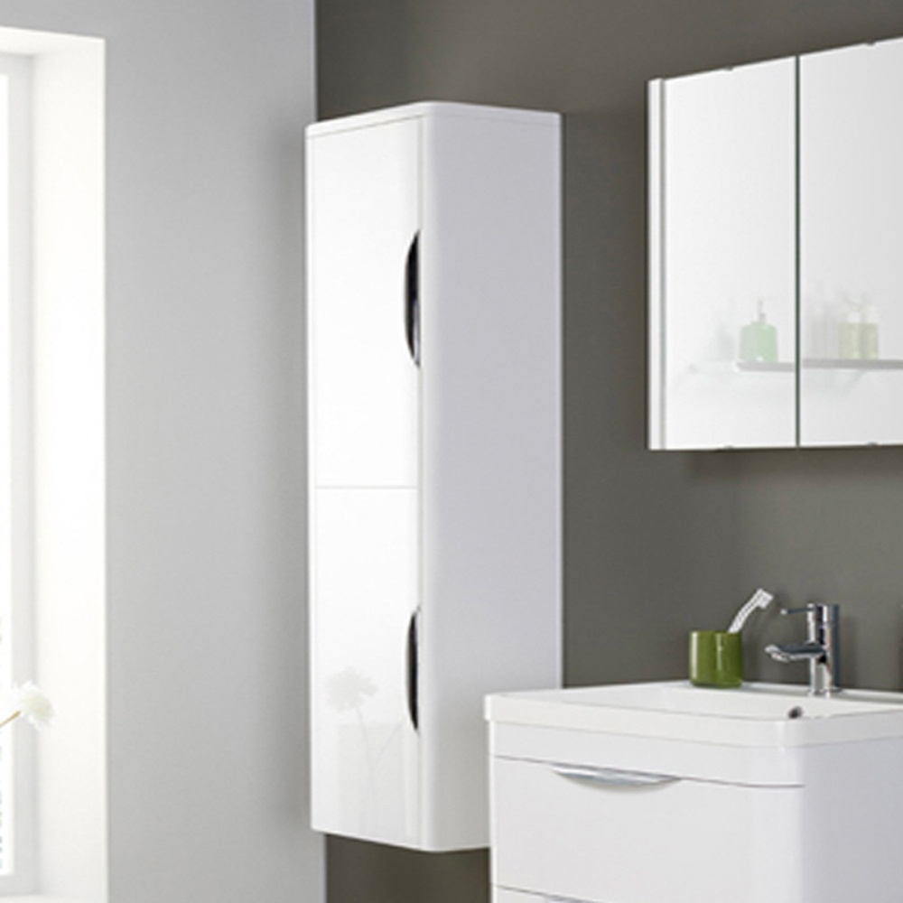 Wall Hung Bathroom Cabinets
