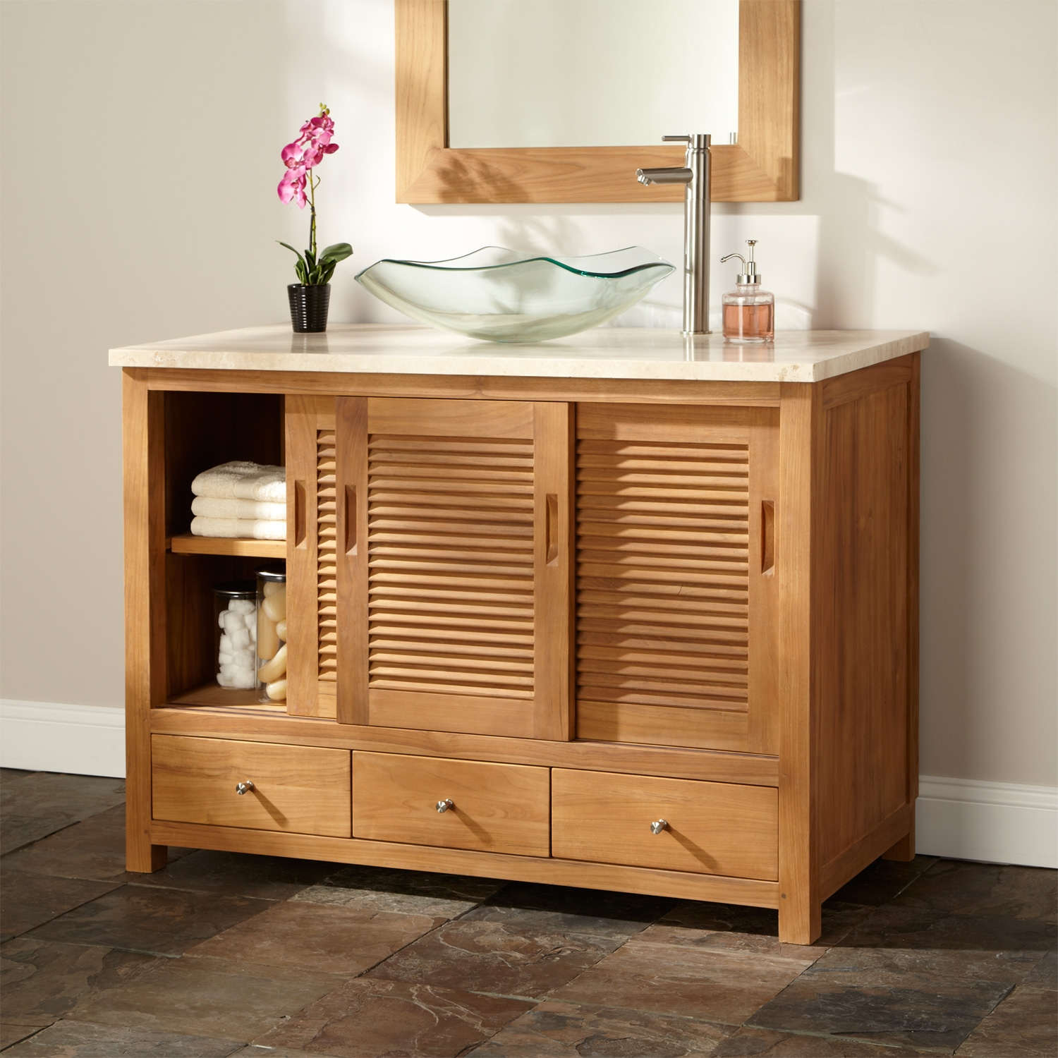 Wood Bathroom Cabinet Doors