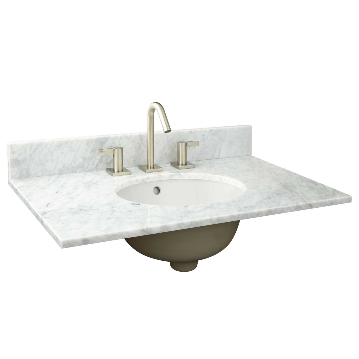 31 Bathroom Vanity Top1500 X 1500