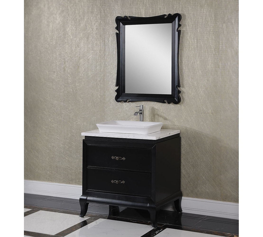 32 Inch Bathroom Vanity With Vessel Sink