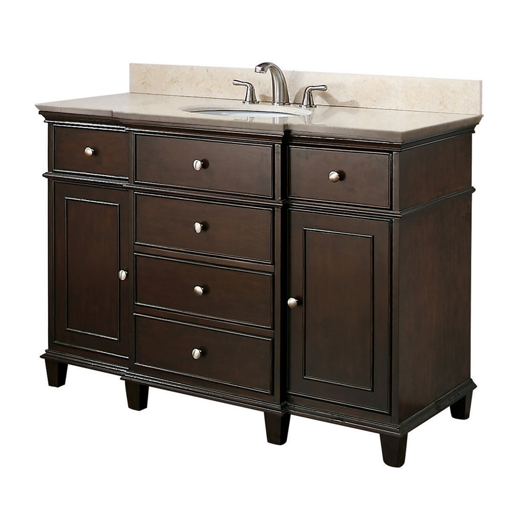 48 Inch Bathroom Vanity Cabinet Only