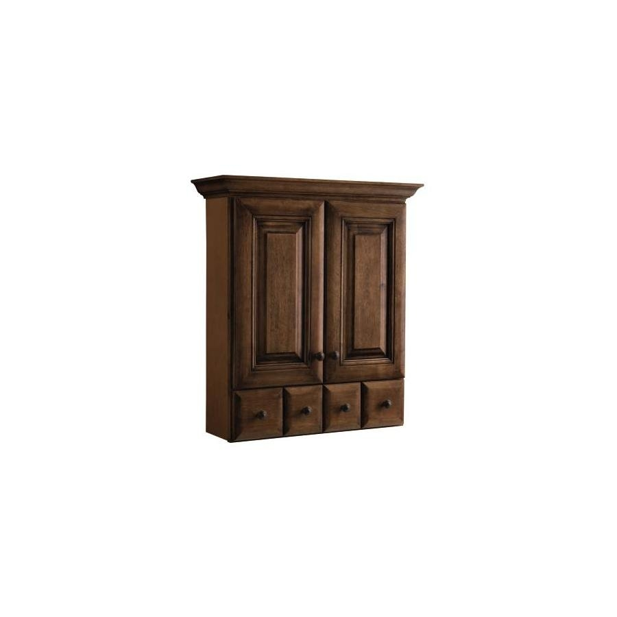 Permalink to Allen Roth Bathroom Wall Cabinets