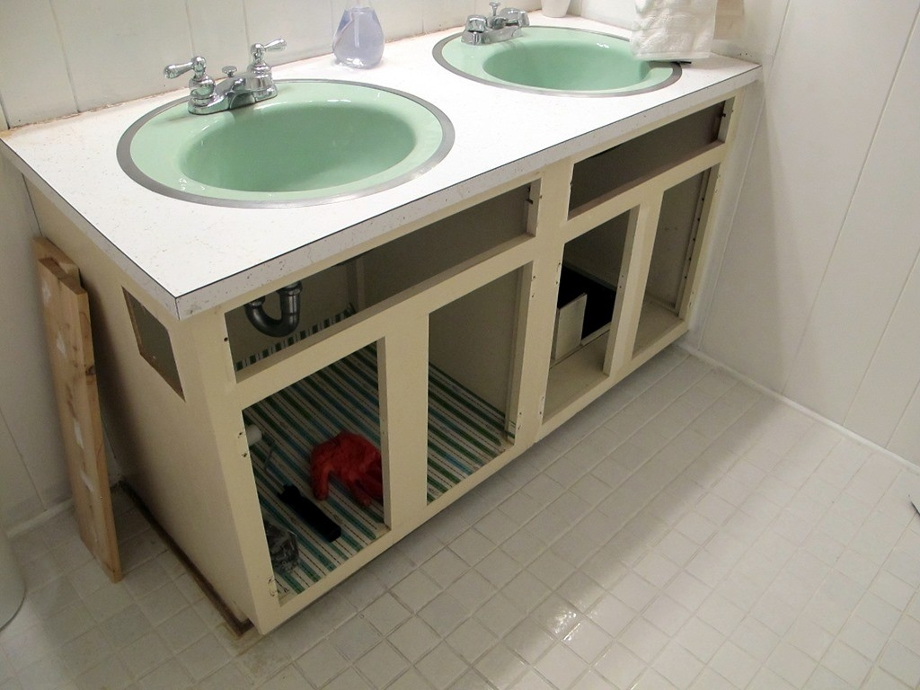 Permalink to Bathroom Cabinet Door Ideas