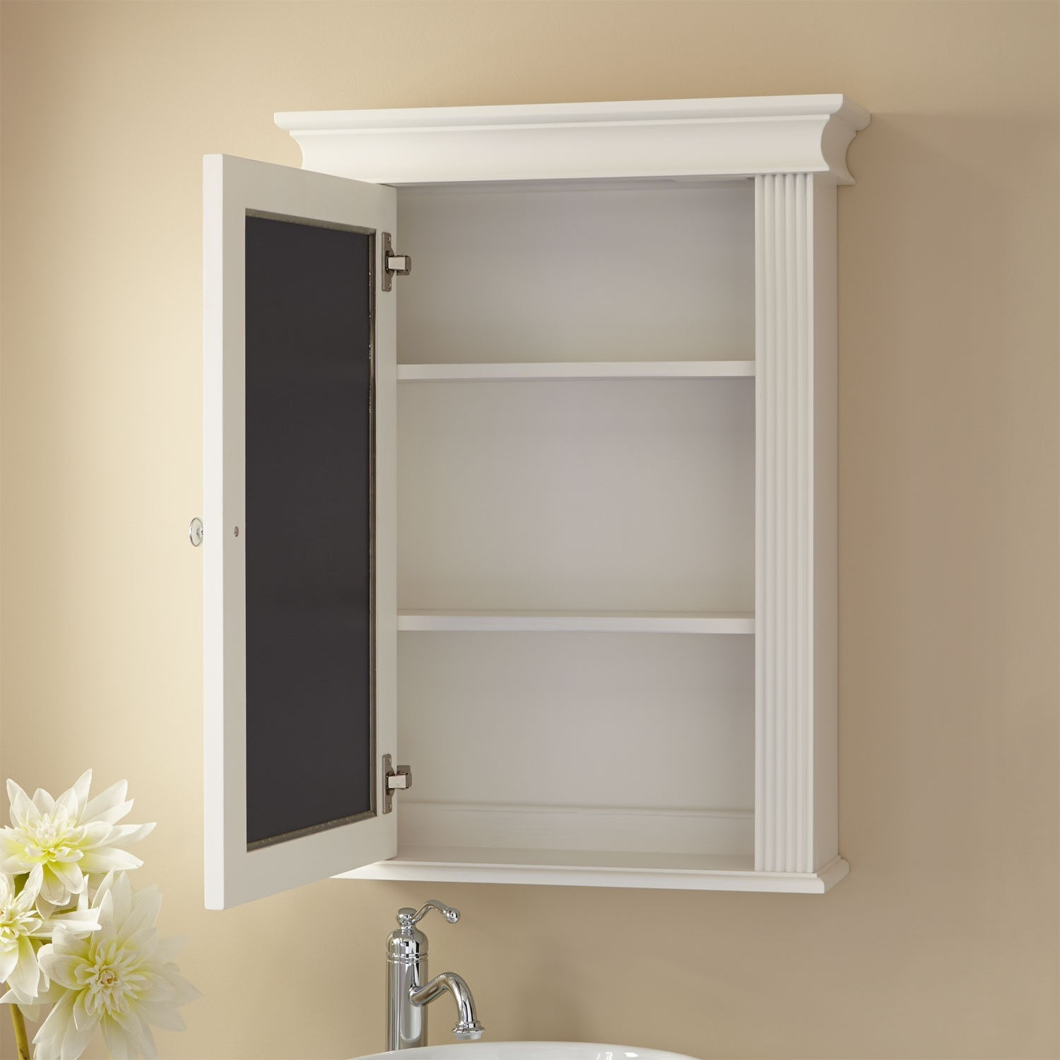 Permalink to Bathroom Cabinet Mirror Hardware