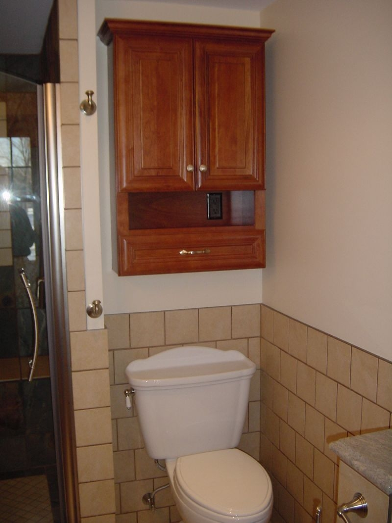Bathroom Cabinets Above The Toilet