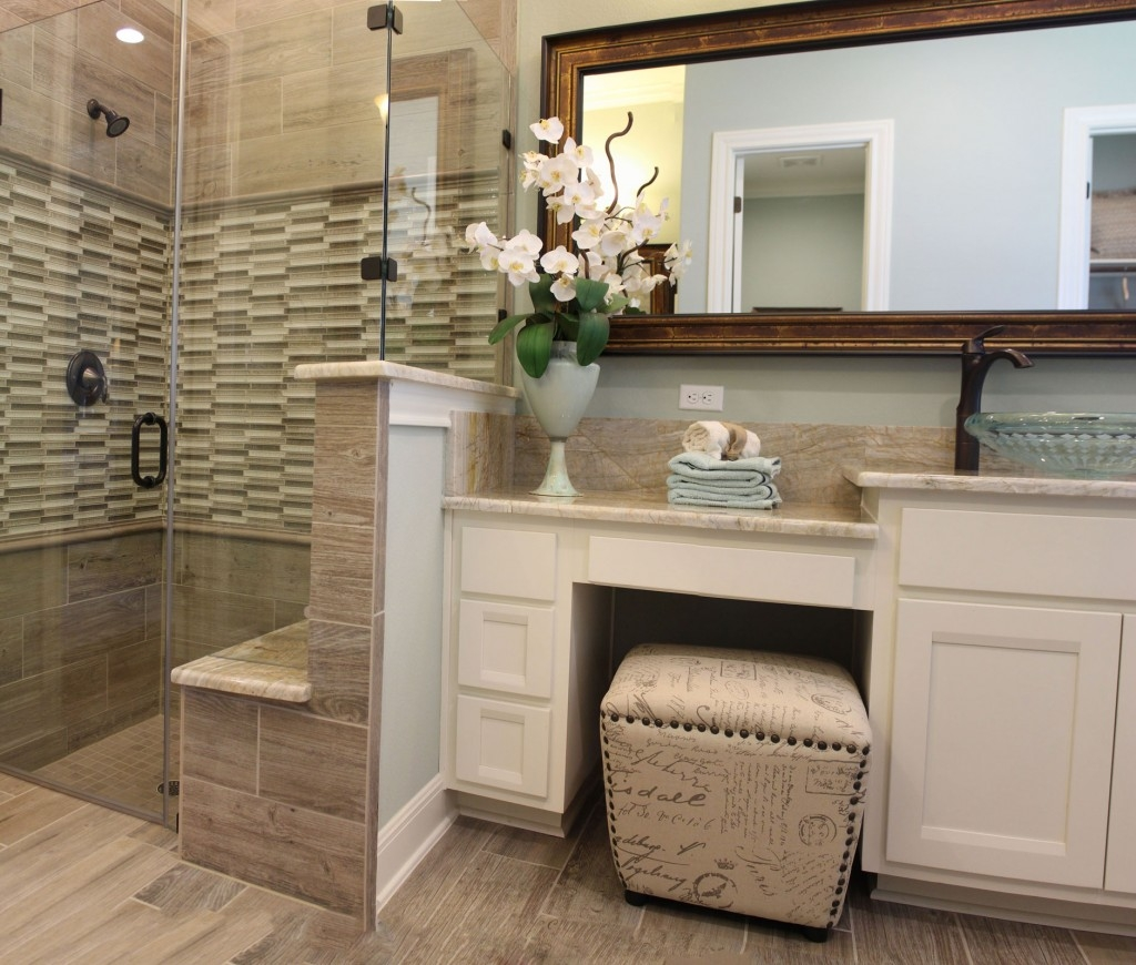 Bathroom Cabinets With Knee Space