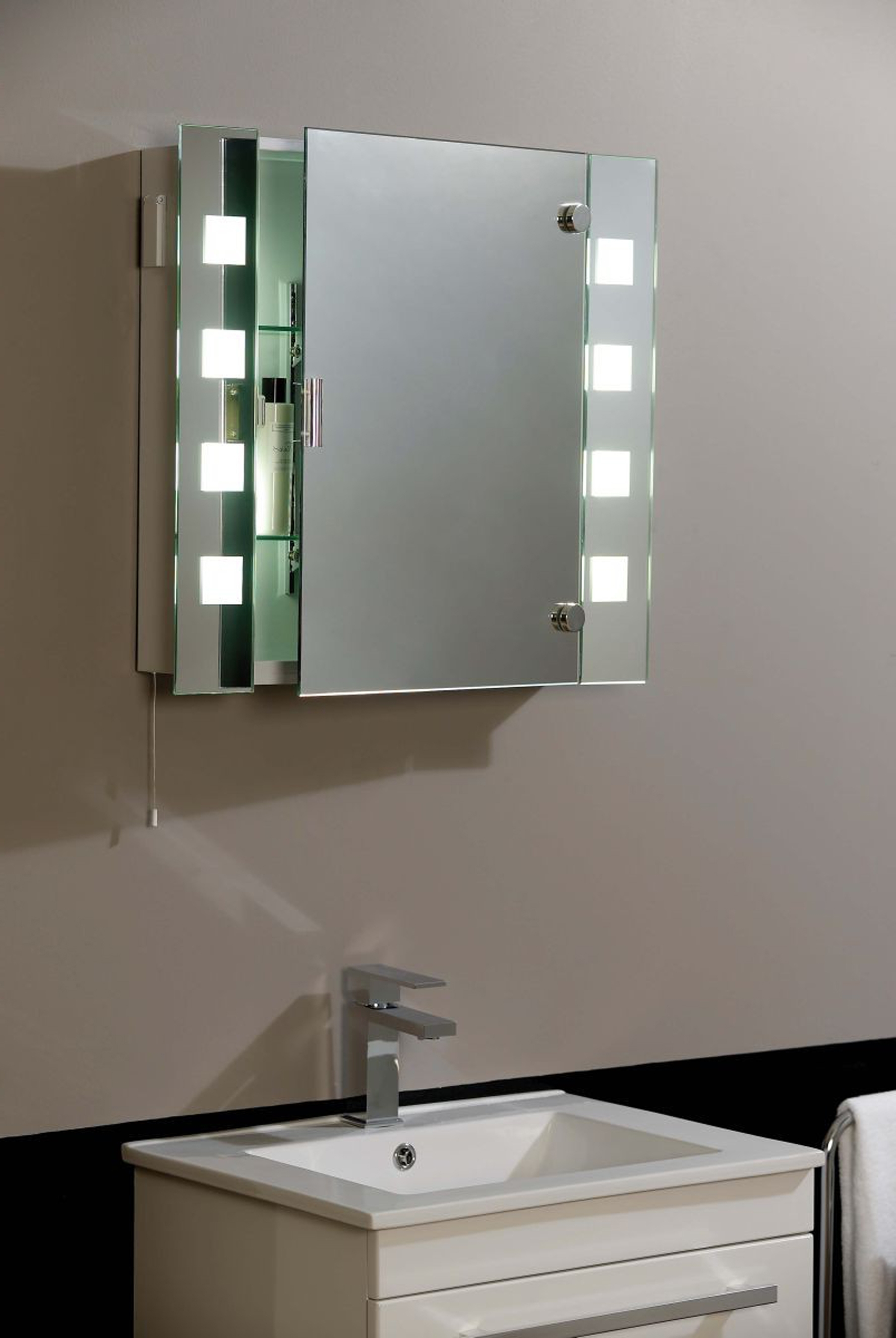 Bathroom Medicine Cabinet Mirror With Lights