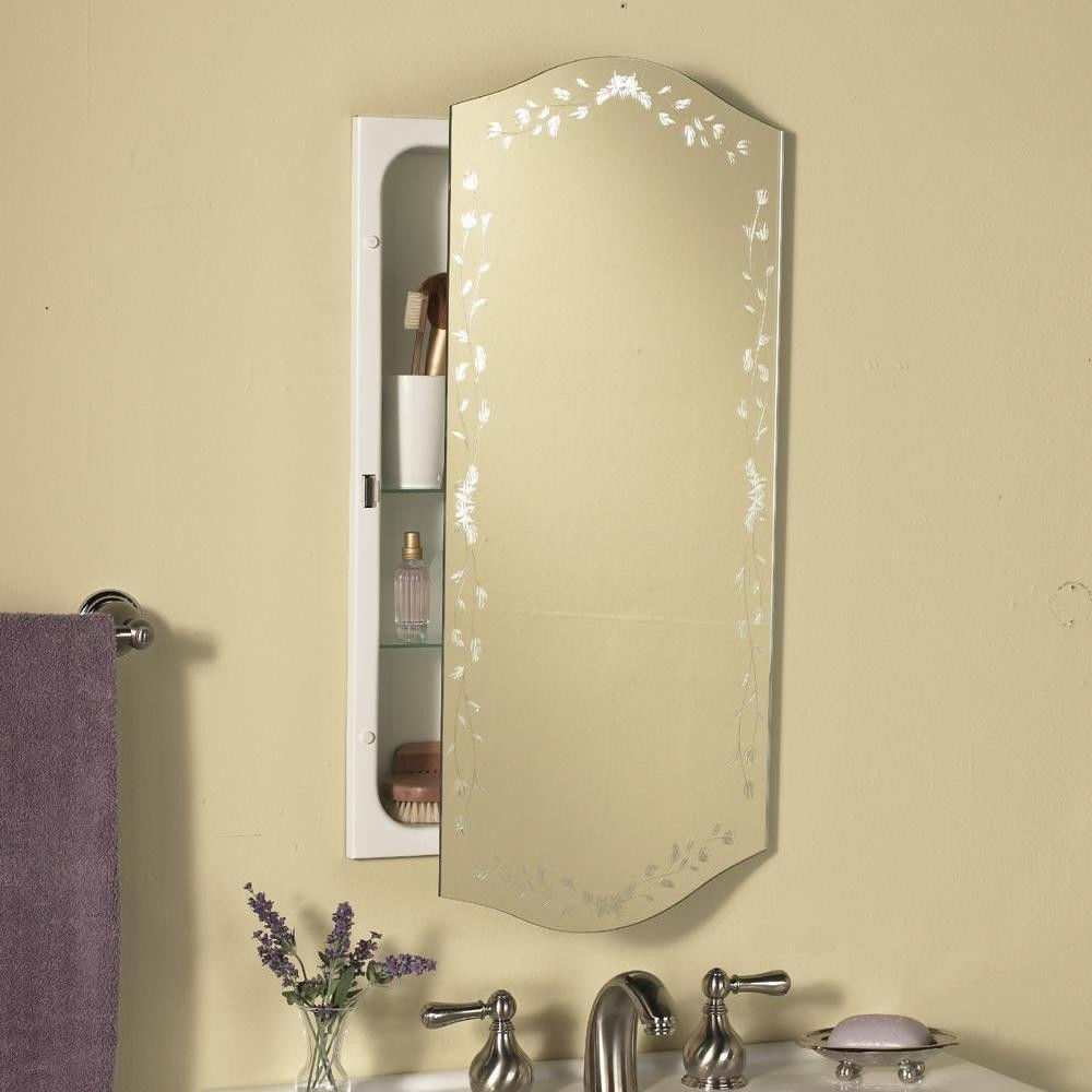 Bathroom Medicine Cabinets Mirrors Recessedbathroom enchanting bathroom medicine cabinets with beautiful