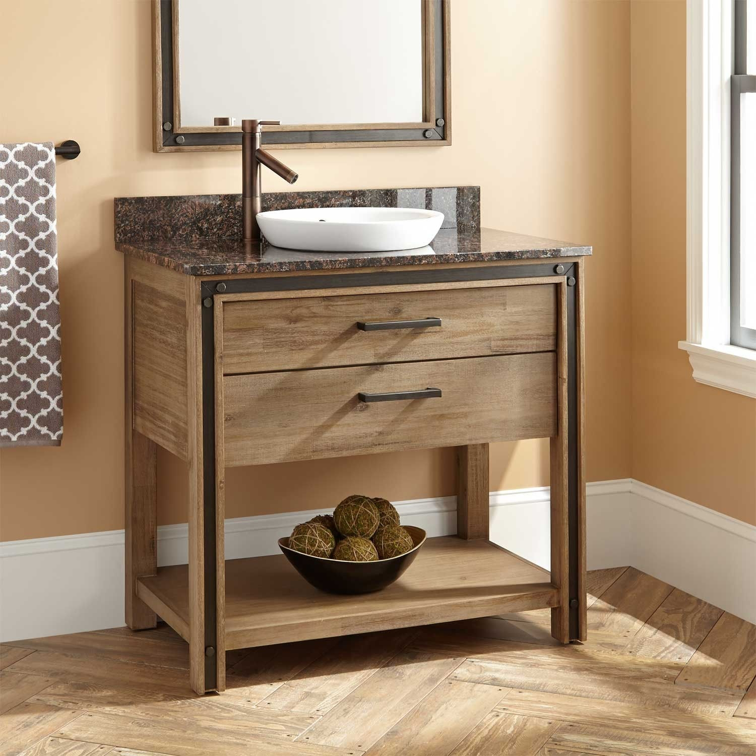 Permalink to Bathroom Vanity Cabinets Pictures