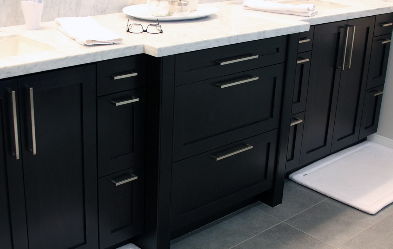 Permalink to Choosing Hardware For Bathroom Cabinets