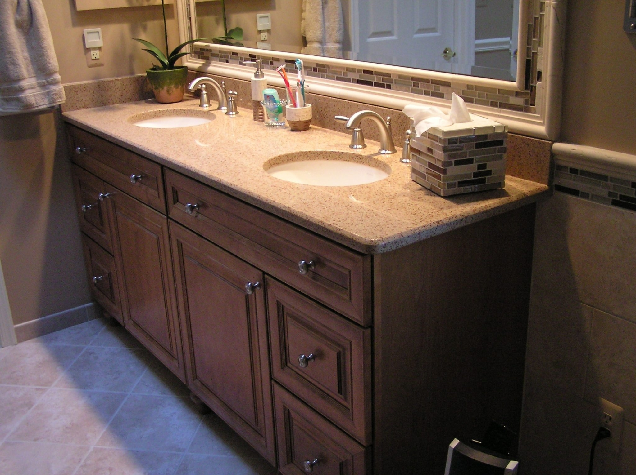 Permalink to Custom Bathroom Vanity Cabinets Without Tops