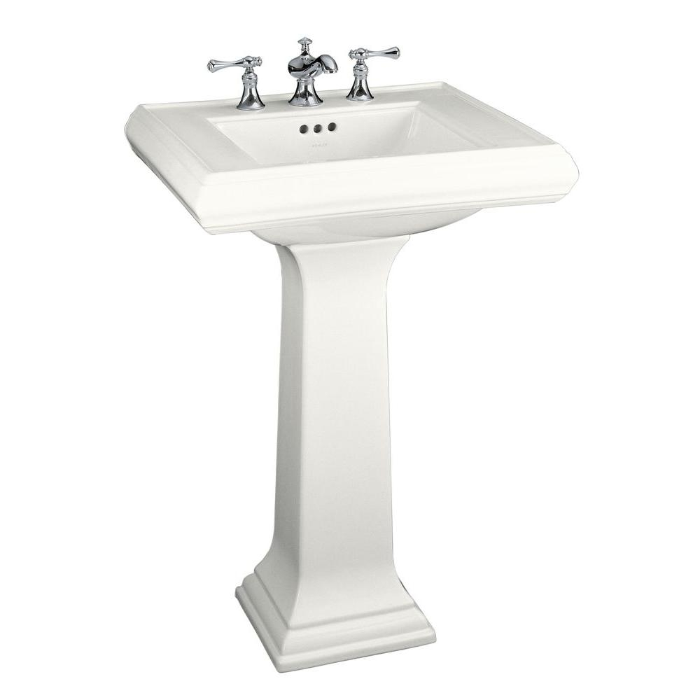Home Depot Bathroom Sinks Pedestal