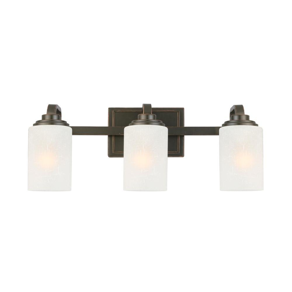 Permalink to Home Depot Bathroom Vanity Lights Bronze