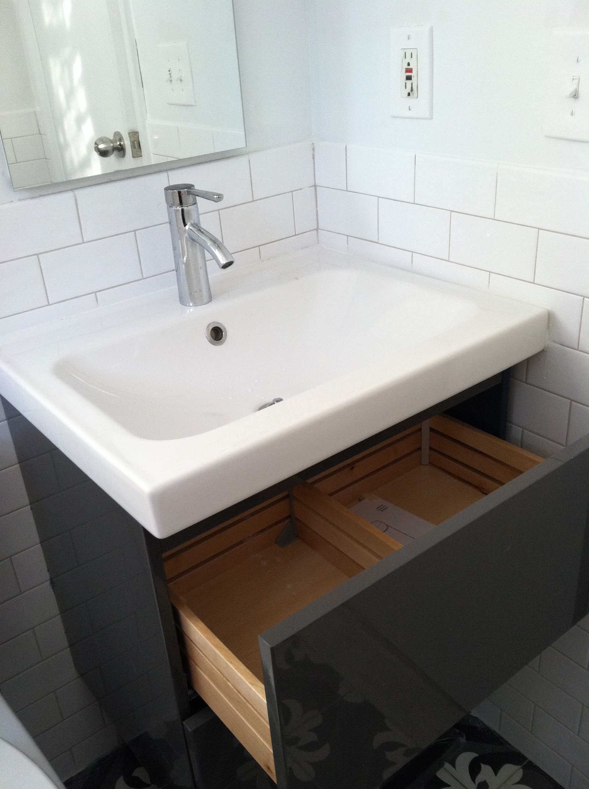 Ikea Bathroom Basin Cabinets