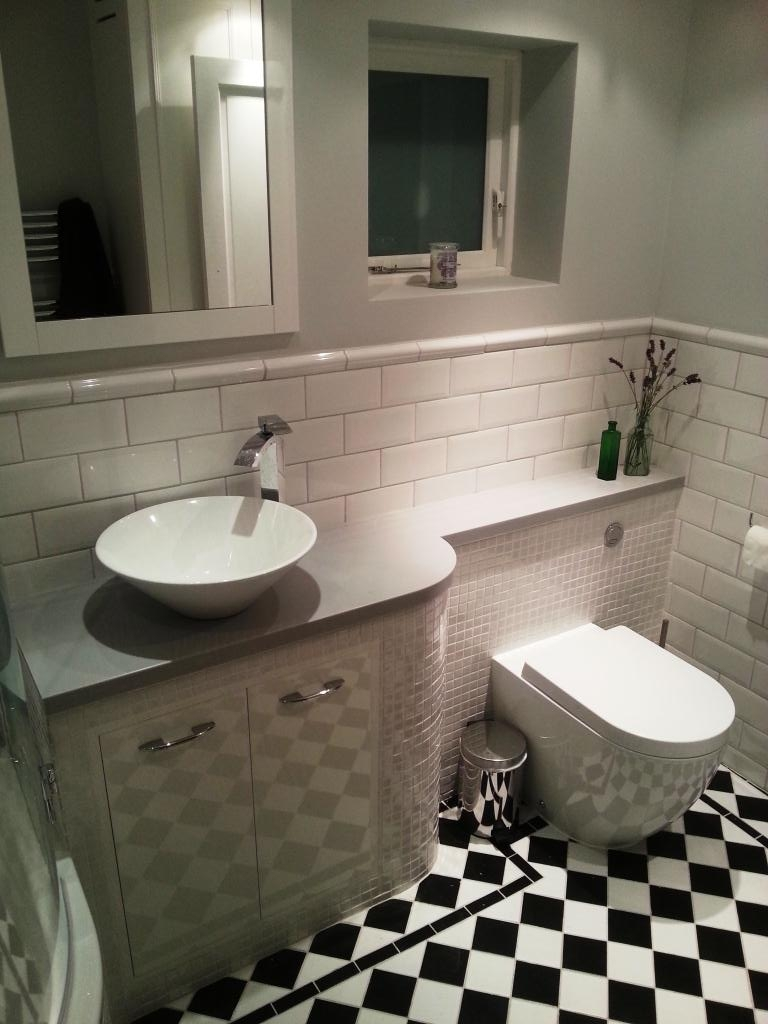Made To Measure Bathroom Cabinets