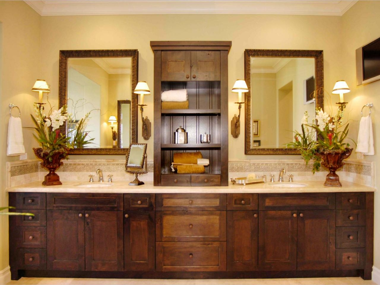 Mission Style Bathroom Vanity Lighting