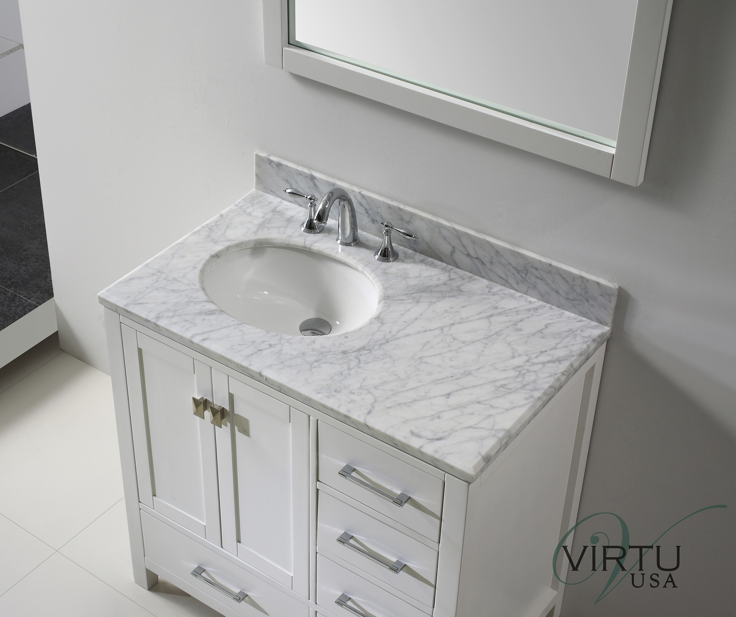 Narrow Bathroom Vanity Tops