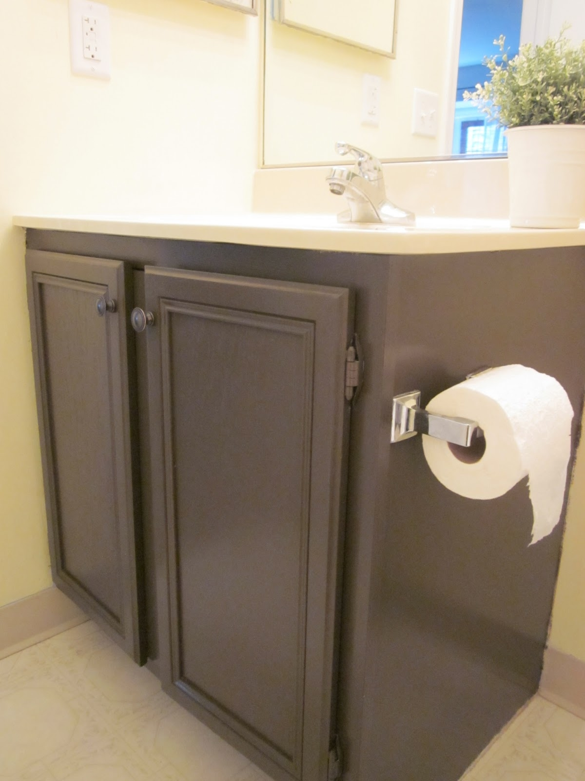 Reface Laminate Bathroom Cabinets