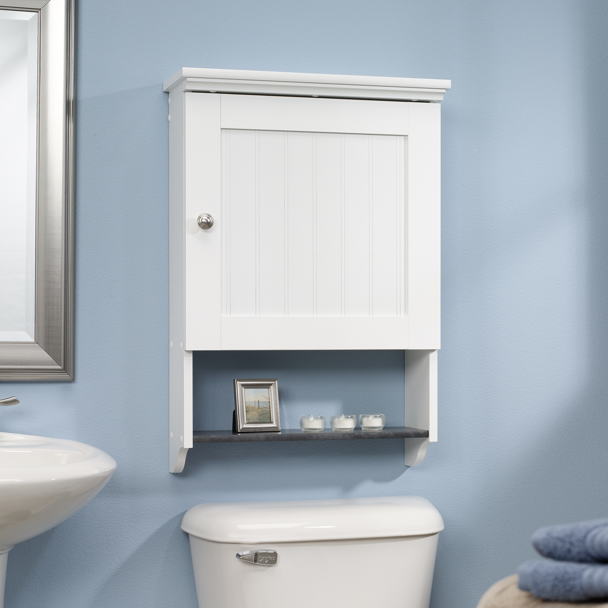 Permalink to Sauder Bathroom Storage Cabinets