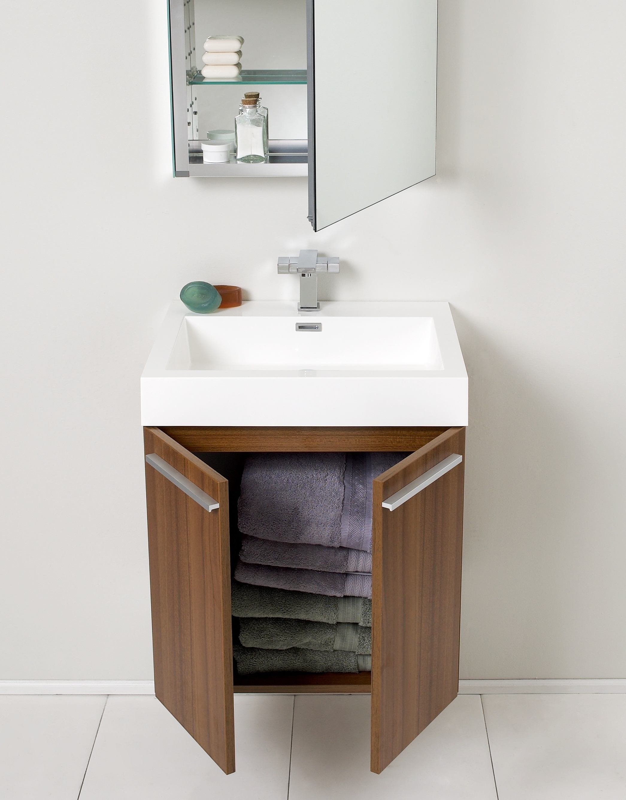 Permalink to Small Bathroom Sink With Cabinet