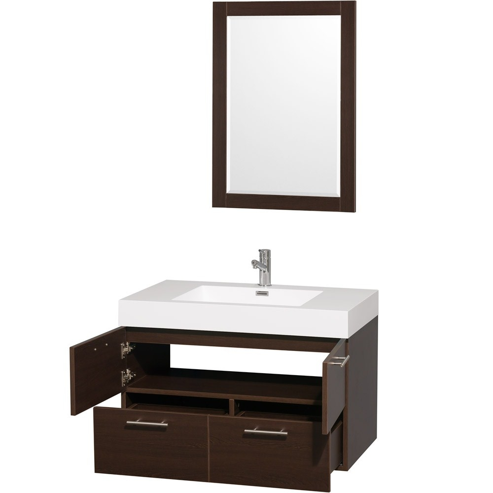 Permalink to Wall Hanging Bathroom Vanity