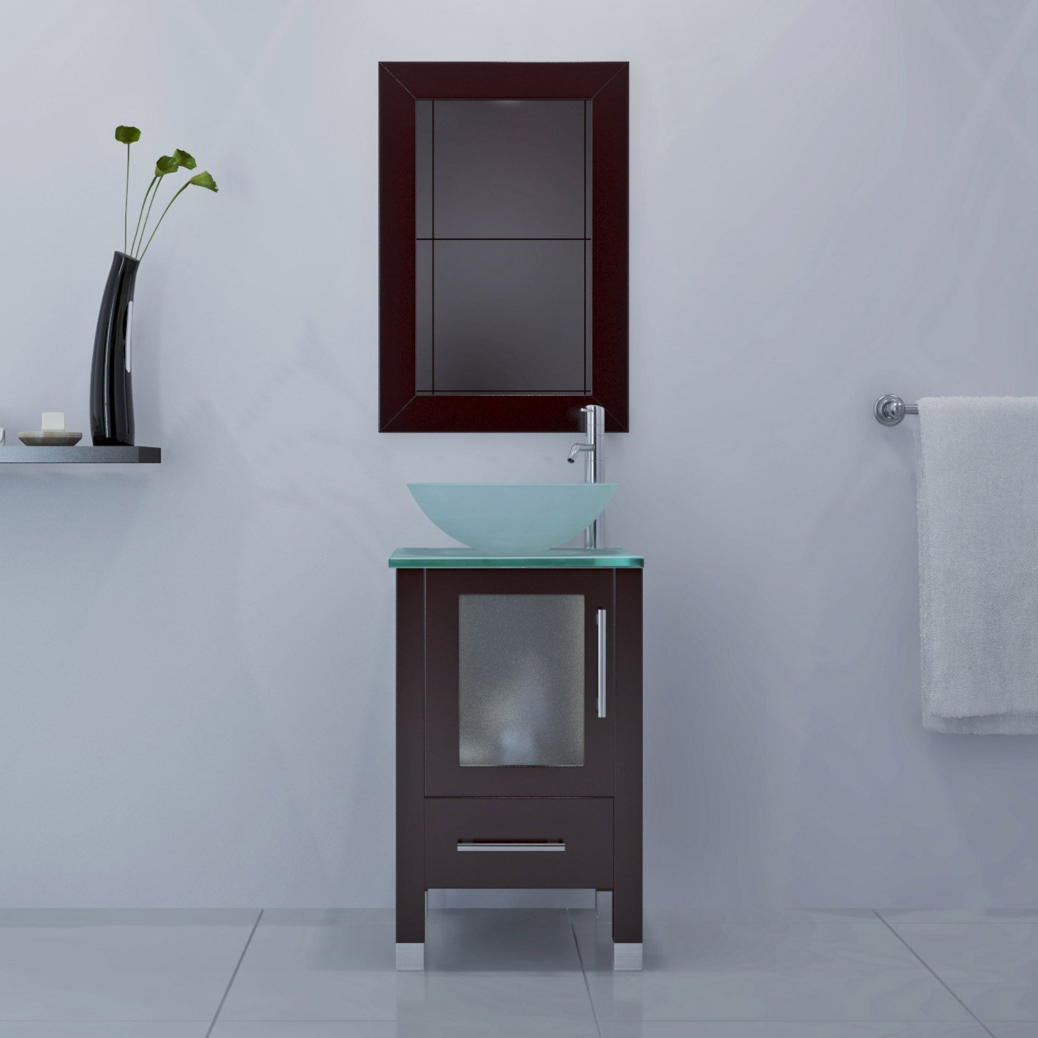 18 Inch Bathroom Cabinet Sink