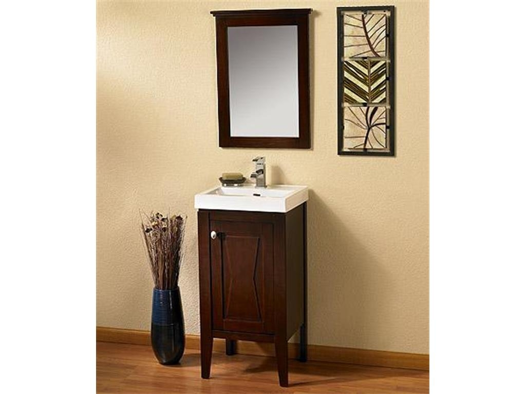 18 Inch Bathroom Vanity Combo