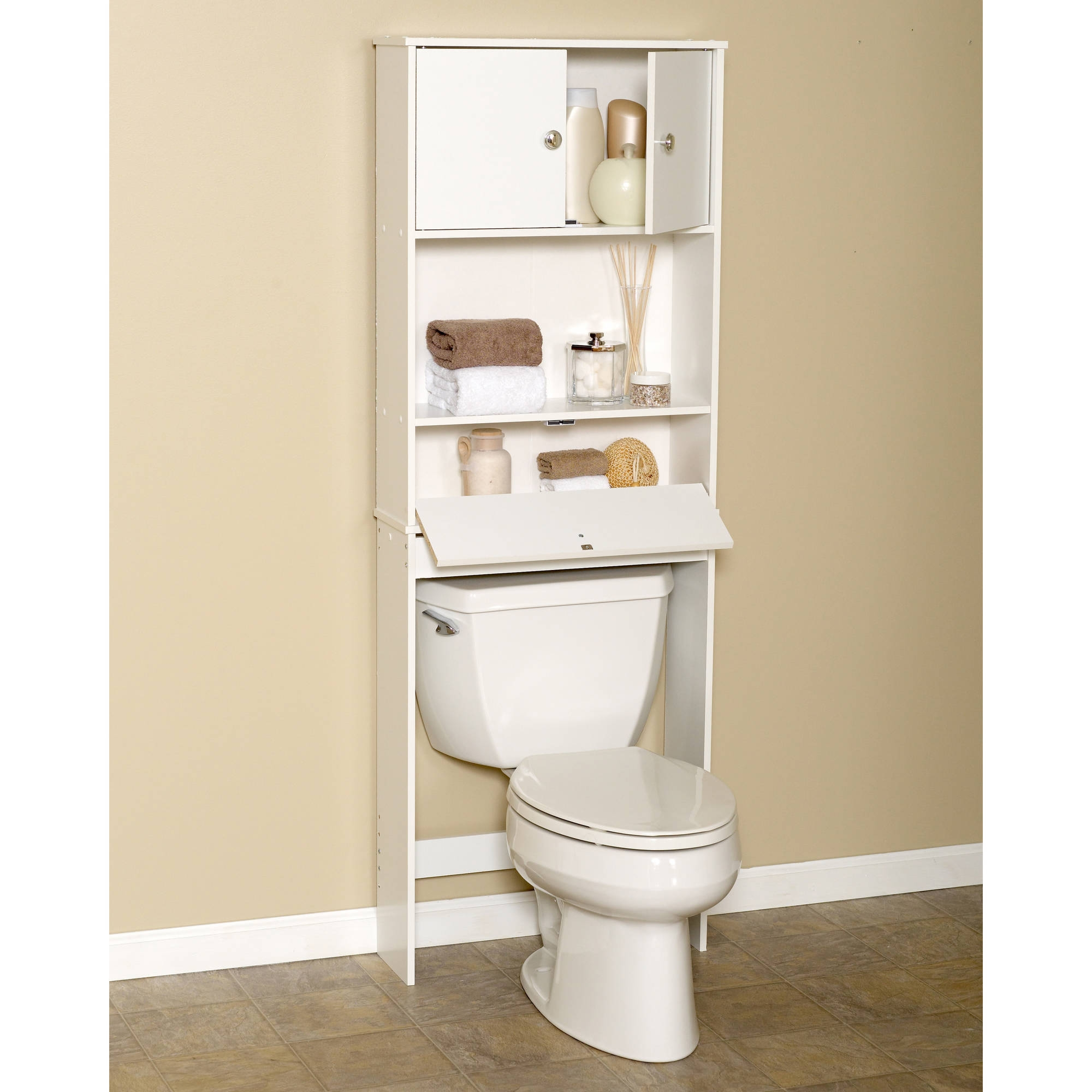 2 Cabinet Bathroom Space Saver2000 X 2000