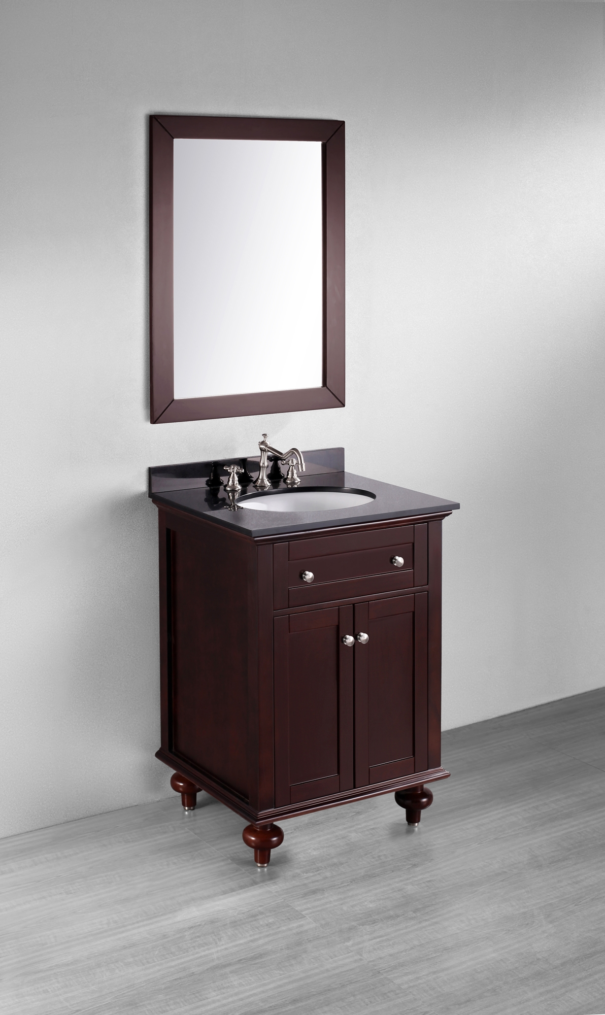 25 Inch Bathroom Vanity With Sink