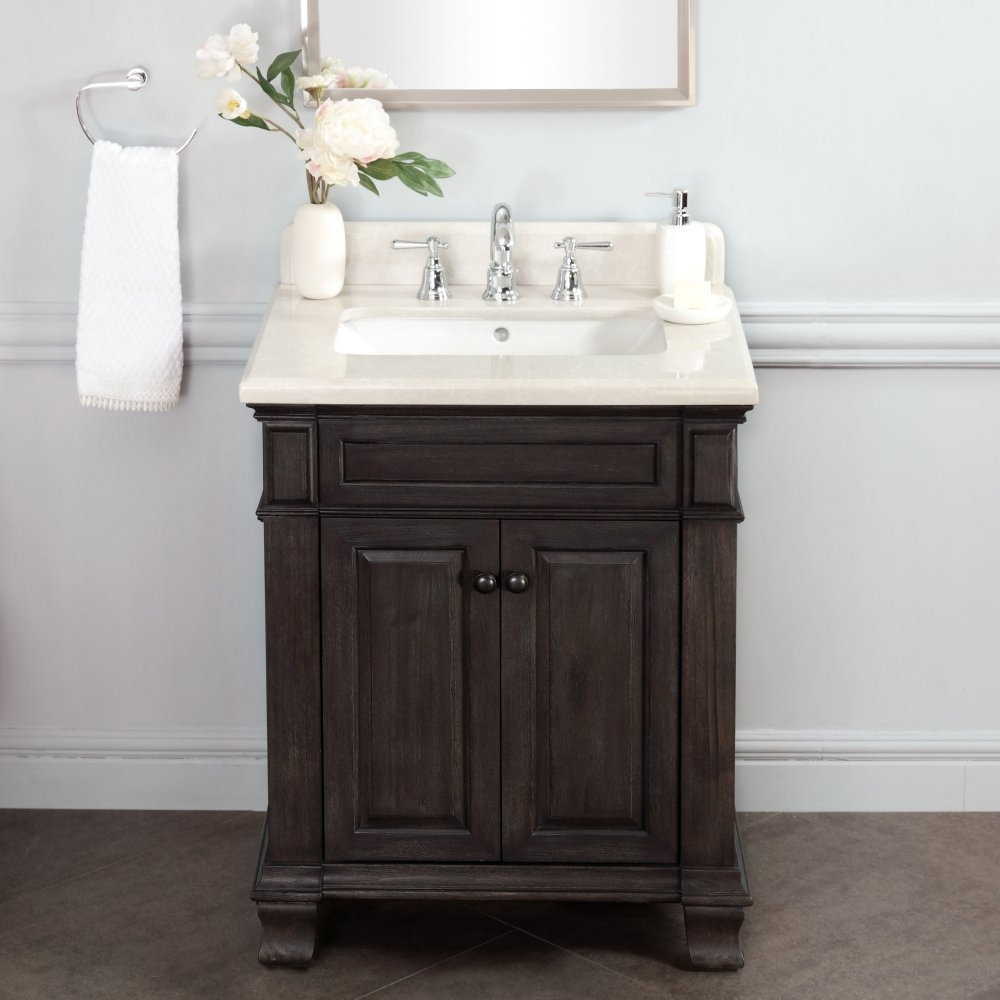 28 Inch Bathroom Vanity With Sink