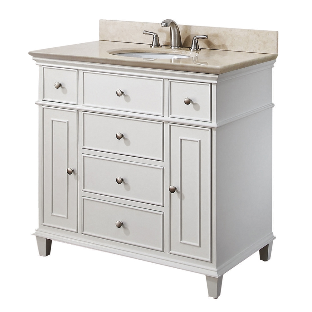 42 Inch Bathroom Vanity Cabinet Without Top