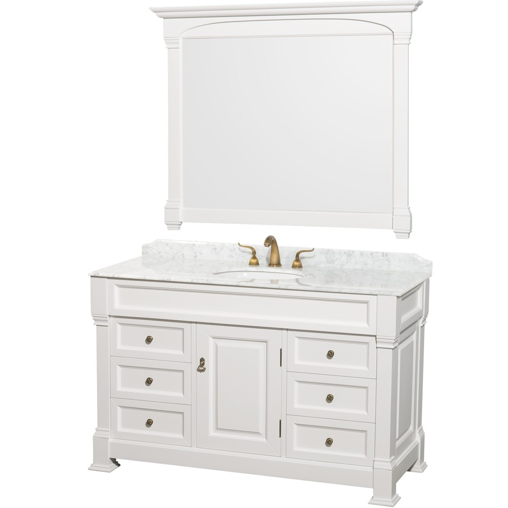 55 Inch Bathroom Vanity