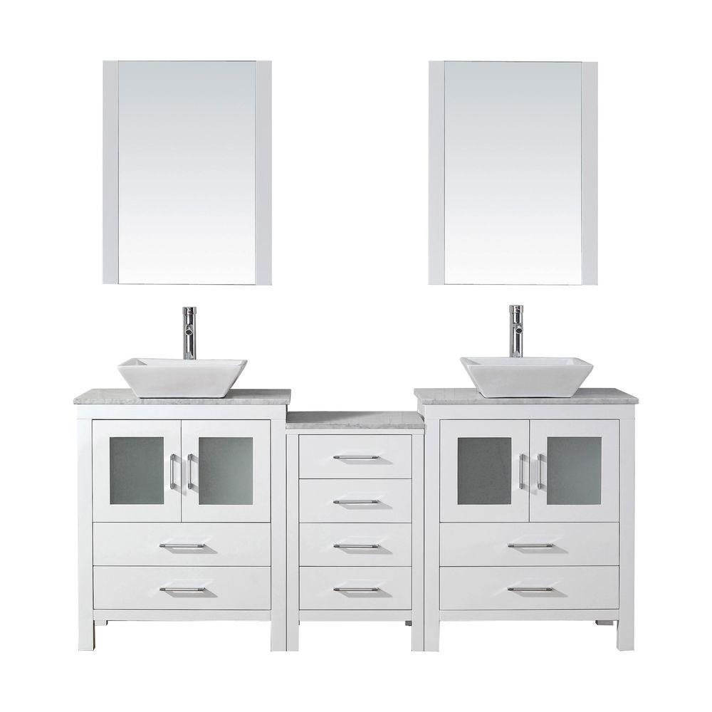 66 Bathroom Vanity Top