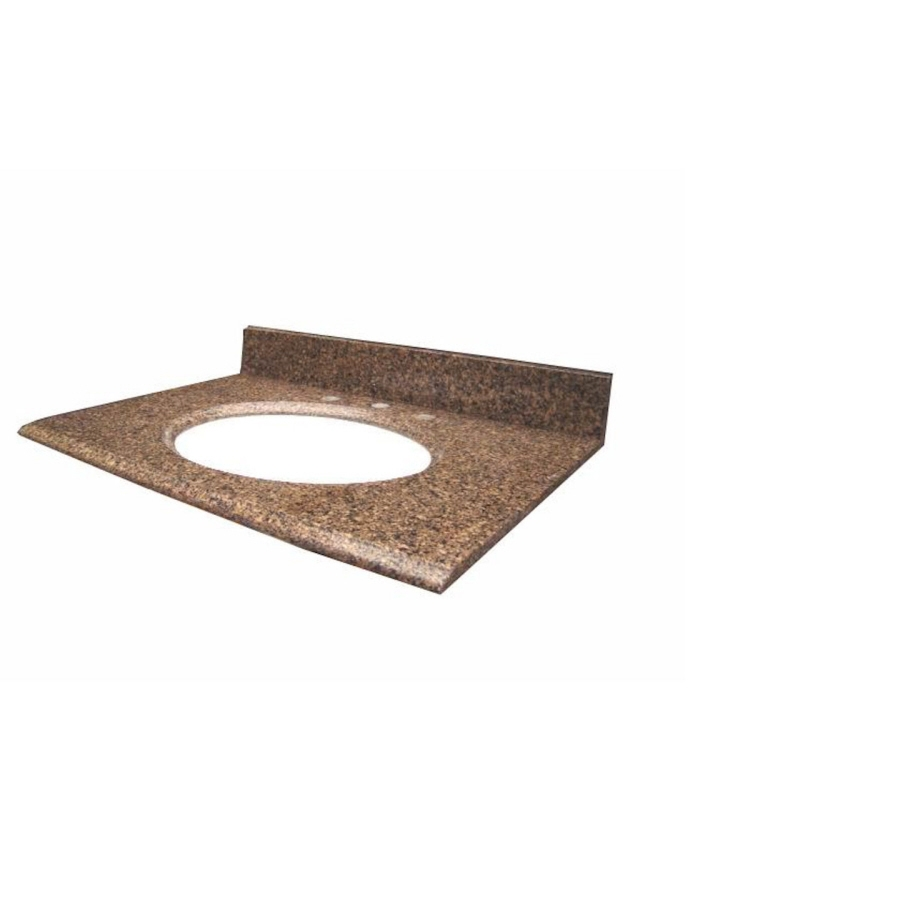 Allen Roth Bathroom Vanity Topslesscare bathroom vanity tops granite tan brown numbers local