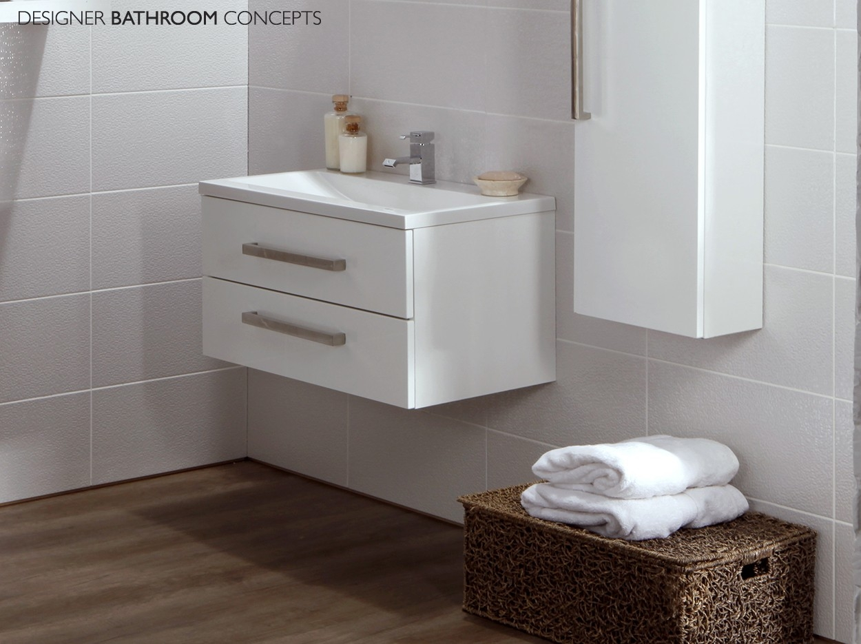 Aspen Bathroom Vanity Units