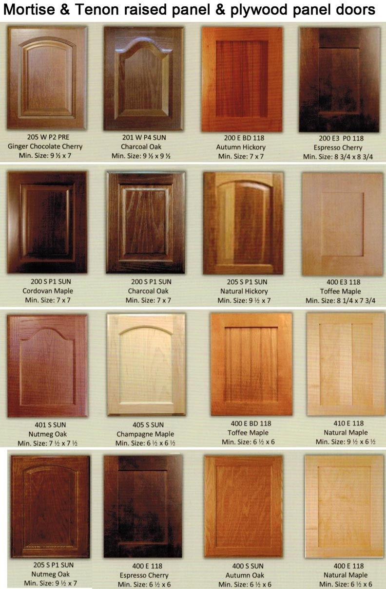 Bathroom Cabinet Door Panels