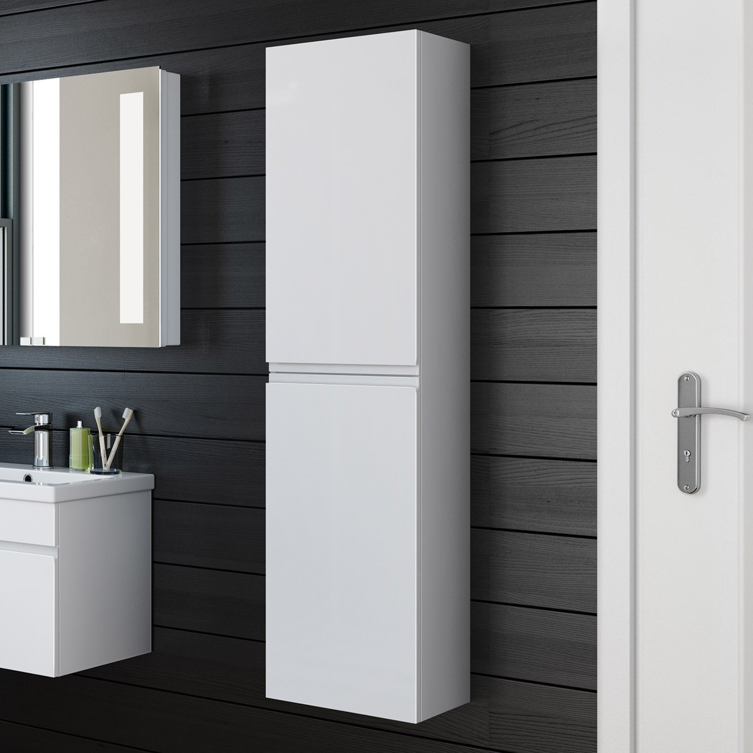 Bathroom Cabinets And Storage Units