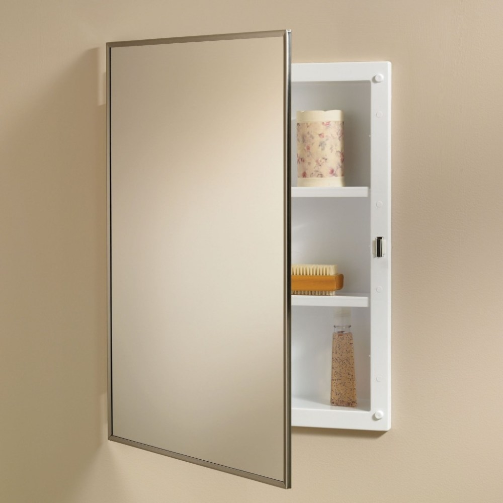Bathroom Medicine Cabinet Replacement Mirror