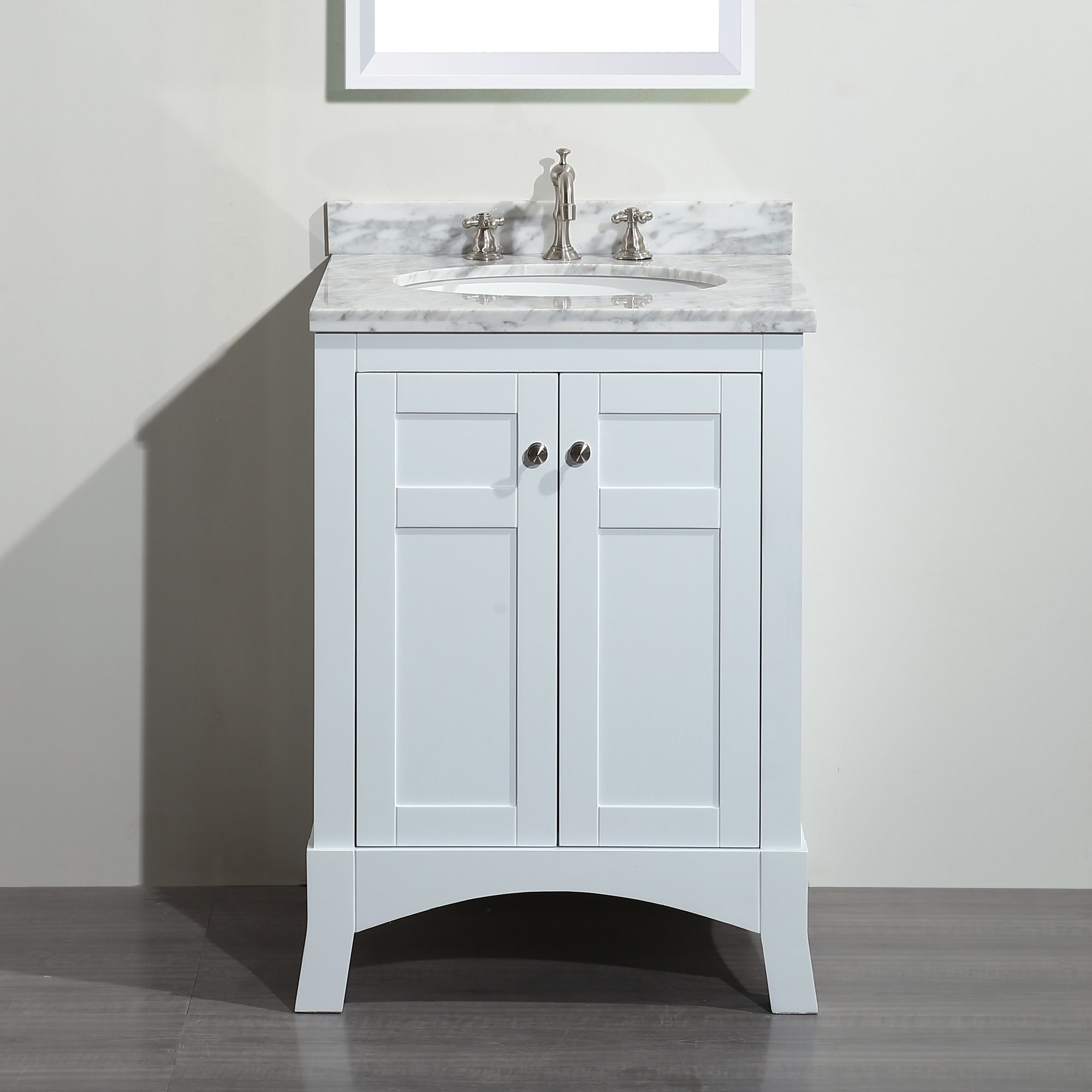 Bathroom Vanity 24 Inches Deep