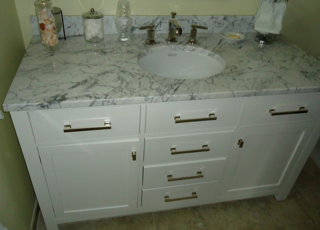 Bathroom Vanity Cabinet Configurations