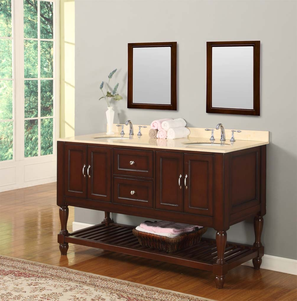 Bathroom Vanity Cabinet Finishes
