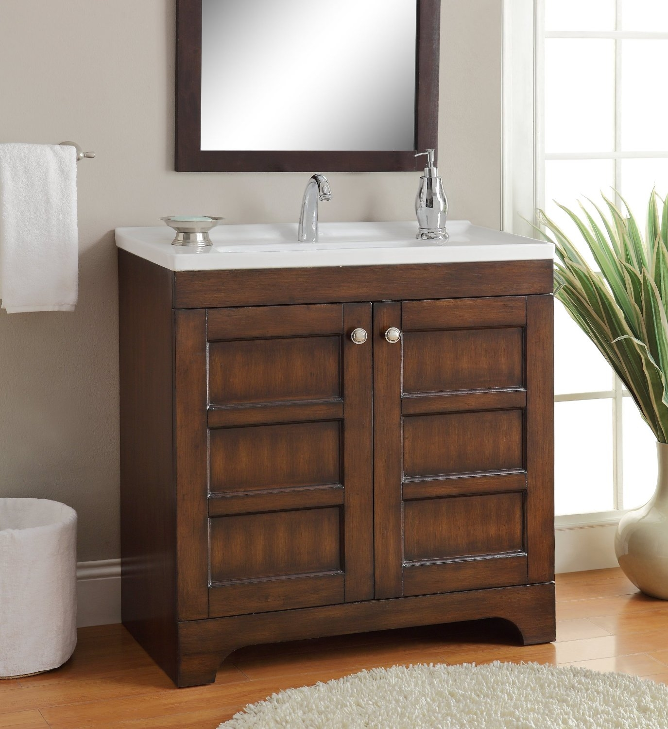 Bathroom Vanity Cabinets 32 Inch32 inch bathroom vanity with drawers
